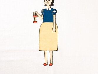 シラユキヒメ 【 Tシャツ 】の画像