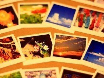 18枚の小さい写真 その1の画像