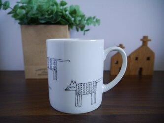 犬のマグカップ(再販)の画像