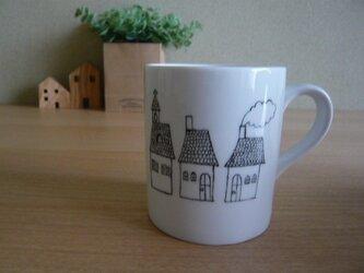 家のマグカップの画像