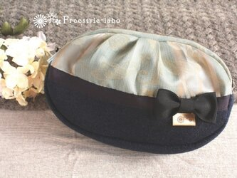 ROYAL POUCH<Navy>の画像