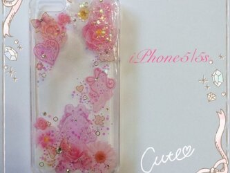 iPhone5/5s用ケース 姫の画像