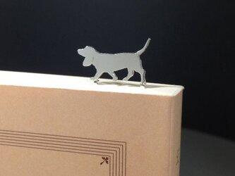Dog-BookMark-4-Dia SVブックマークの画像