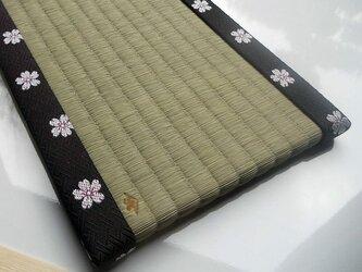 装飾ミニ畳 桜の画像