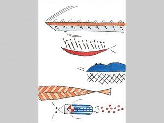 ポストカード 深海(集合) 2枚の画像