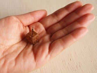 サイコロ ペンダントトップの画像
