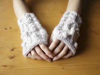 """""""受注制作"""" hand warmers/ハンドウォーマーの画像"""