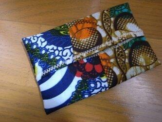 African ポケットティッシュケース(委託)の画像