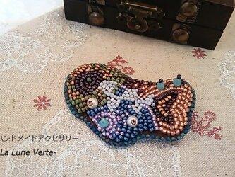 夢遊1(ブローチ)【LLV47A】の画像