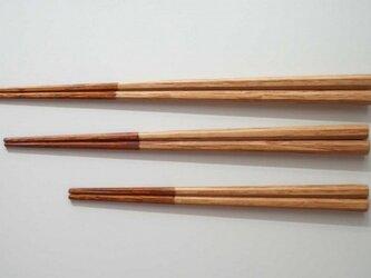 甲州ワイン木箸(子供箸)の画像