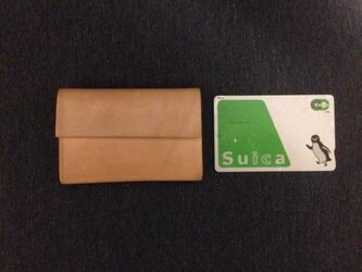 紙幣カードケース(右利き用)の画像