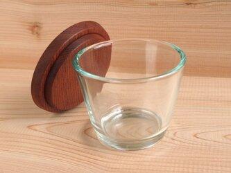 小物入(丸ガラス)の画像