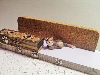 三毛猫インデックススタンドの画像