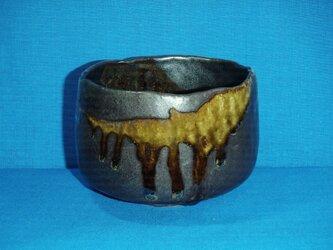 抹茶々碗の画像