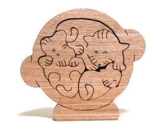 猫鍋(組木)の画像