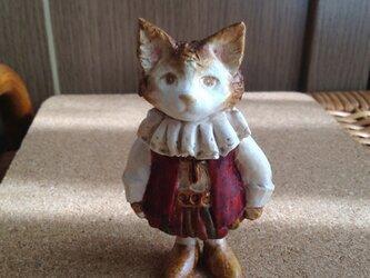 猫の王子....天草四郎風の画像