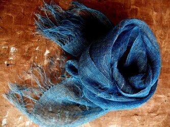 ヘンプストール 藍の画像