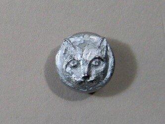 ネコのボタン(小)の画像