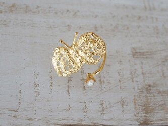 choucho ring (フリーサイズ)の画像