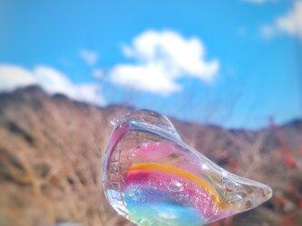虹色の小鳥 Sの画像