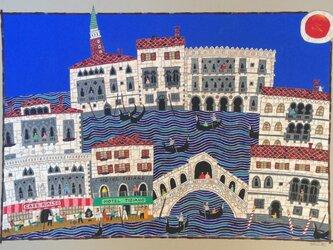 ベネチア リアルト橋の画像