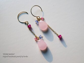 ♡14kgf♡さくら♡cherry blossom pierceの画像