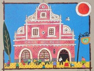 カフェ「ホルベイン」の画像