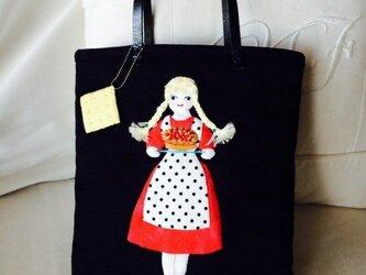 bakery♥︎girl bagの画像