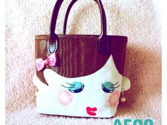 Snow White?mini bagの画像