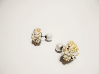 beads crochet pierce 0059の画像
