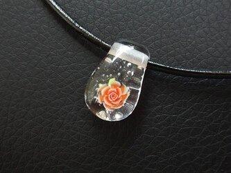 花の雫チョーカーの画像