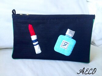 Lip&Perfume pouch LARGEの画像