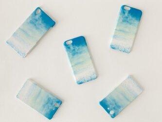 [受注制作] iPhone/Galaxy/Xperia Case「青い、空」の画像