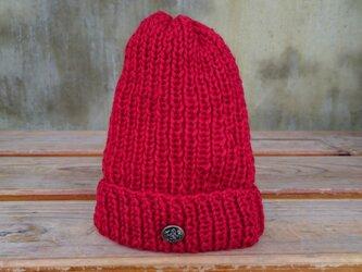 ベイビー ニット帽子の画像