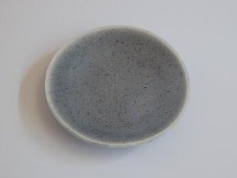 豆皿 ブルーレインの画像