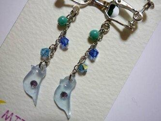 セール☆小鳥のイヤリングの画像