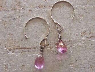 Shizuku pierced earringsの画像