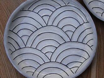 波皿の画像