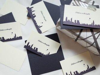 deliver メッセージカードの画像