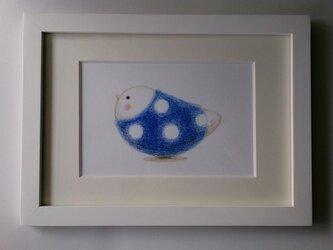 とりさん『青』の画像