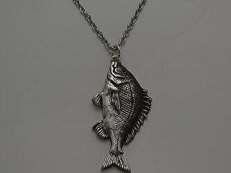 リアル黒鯛ペンダントSの画像