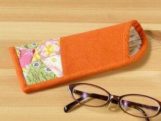 【再販】メガネケース(薄型) ~ブーケ~の画像