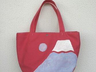 トートバッグ Mt. Fujiの画像