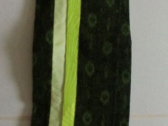 花付きマフラー  1115の画像