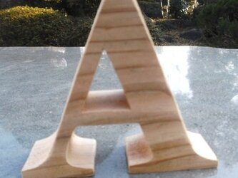 杉厚38ミリ 「A」の画像