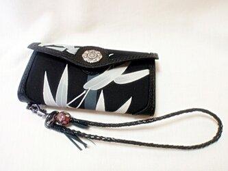 長財布『雅』-miyabi-の画像