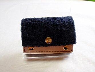 てのひら財布『羊毛』の画像
