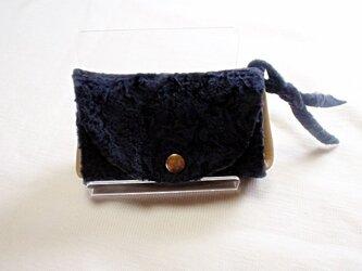 じゃらん子財布『羊毛』の画像