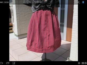 かわいい感じのスカート 2の画像