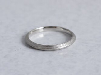 Pt Stream triangle ring men'sの画像